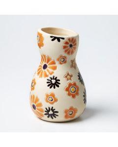 Saturday Vase Vintage Floral