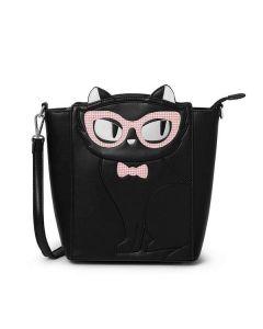 Elissa the Indie Cat Tote Bag