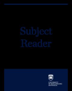 MATH201 Subject Reader Autumn 2018