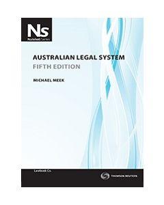 Nutshell Australian Legal System