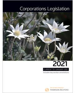 Corporations Legislation 2021