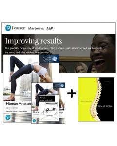 HUMAN ANATOMY & PHYSIOLOGY GLOBAL ED + MODIFIED MASTERING A&P