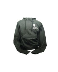 UOW Black Cyrus Windbreaker