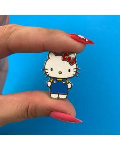 Hello Kitty Enamel Pin
