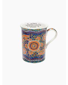 Aboriginal Finke River Mug