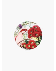 Flowering Gum Ceramic Coaster