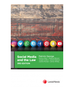 Social Media and the Law 3rd Edition