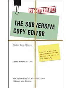 The Subversive Copy Editor 2nd Edition