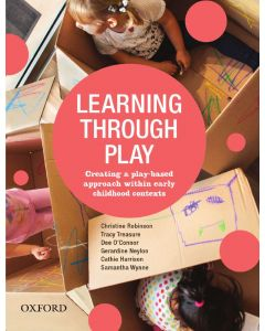 LEARNING THROUGH PLAY : CREATING A PLAY BASED APPROACH WITHIN EARLY CHILDHOOD CONTEXTS