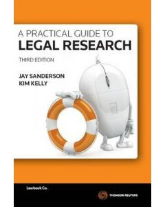 Practical Guide To Legal Resea