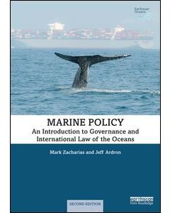 Marine Policy An Introduction to Governance and International Law of the Oceans