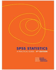 SPSS STATISTICS : PRACTICAL GUIDE WITH STUDENT RESOURCE ACCESS