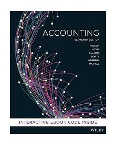 Accounting 11th Edition