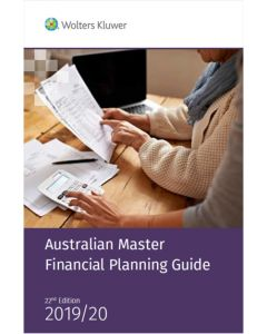 Australian Master Financial Planning Guide 2019/2020.