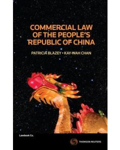 Commercial Law of the People's Republic of China