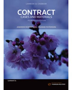 Contract Cases & Materials