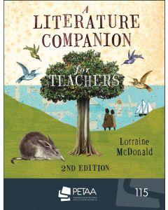 LITERATURE COMPANION FOR TEACHERS : 2ND ED