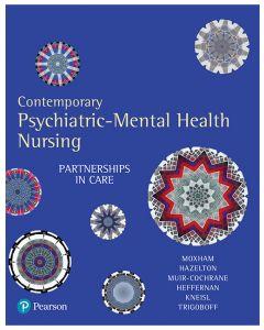 CONTEMPORARY PSYCHIATRIC MENTAL HEALTH NURSING : PARTNERSHIPS IN CARE