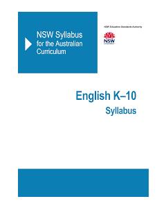 ENGLISH K-10 SYLLABUS VOL#1 2019 VERSION : NESA