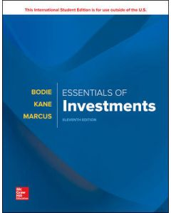 Essentials of Investments 11th Edition