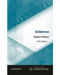 Evidence Law Nutshell