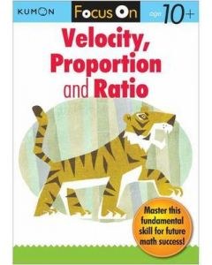 FOCUS ON VELOCITY PROPORTION & RATIO