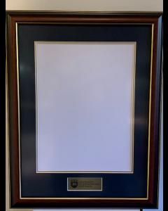 UOW Graduation Frame 45cm