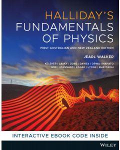 Halliday's Fundamentals Physics