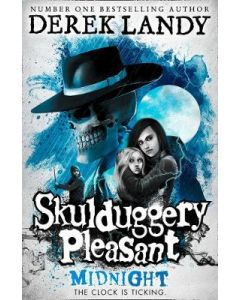 MIDNIGHT : SKULDUGGERY PLEASANT#11