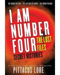SECRET HISTORIES I AM FOUR : LOST FILES