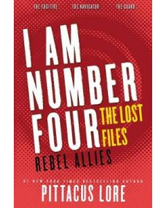 REBEL ALLIES LOST FILES : I AM FOUR