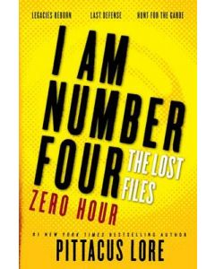 ZERO HOUR THE LOST FILES : I AM FOUR
