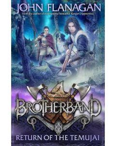 RETURN OF THE TEMUJAI : BROTHERBAND#8