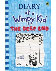 DEEP END THE : DIARY OF A WIMPY KID #15