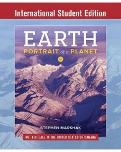 Earth Portrait of a Planet International Student Edition + Registration Card + SW5