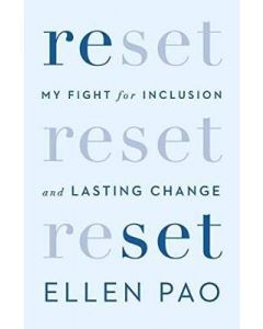 RESET : MY FIGHT FOR INCLUSION AND LASTING CHANGE