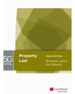 LexisNexis Study Guide Property Law