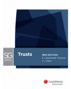 LexisNexis Study Guide Trusts