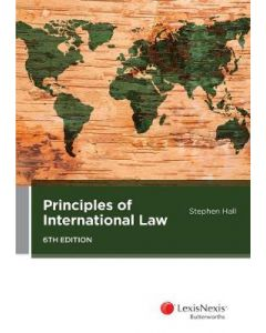 PRINCIPLES OF INTERNATIONAL LAW 6ED