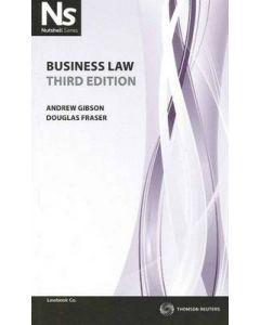 Nutshell: Business Law