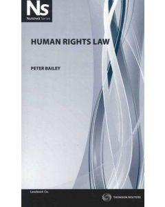 Nutshell: Human Rights Law
