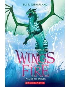 TALONS OF POWER : WINGS OF FIRE#9