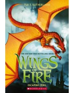 ESCAPING PERIL : WINGS OF FIRE#8