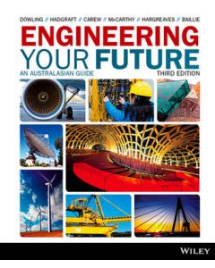 Engineering Your Future - an Australasian Guide 3E + Istudy