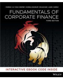Fundamentals of Corporate Finance + Interactive EBook