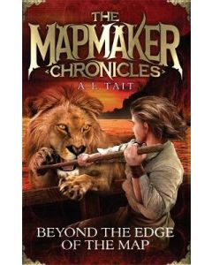 BEYOND THE EDGE OF THE MAP : MAPMAKER CHRONICLES 4