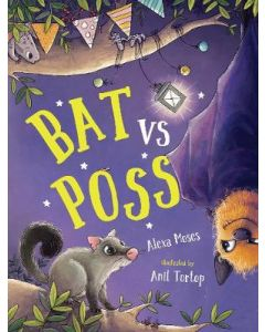 BAT VS POSS : A STORY ABOUT SHARING AND MAKING FRIENDS