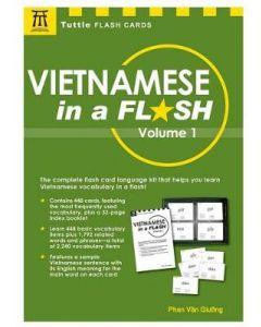 VIETNAMESE IN A FLASH KIT