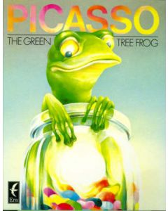PICASSO THE GREEN TREE FROG