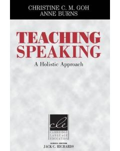 Teaching Speaking A Holistic Approach